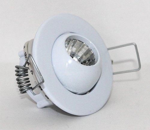 Led Verlichting Keuken Inbouwspot : Line Inbouwspot Mini Eye-ball 12v g4 WIT – R&M Verlichting