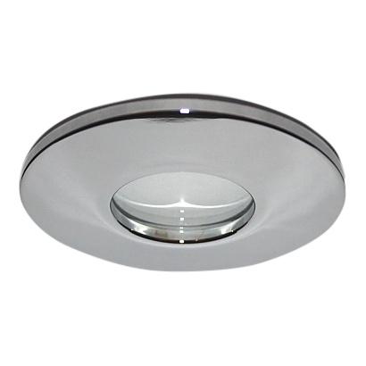 R&M Line Inbouwspot / badkamerlamp Minismooth IP65 chroom - R&M ...