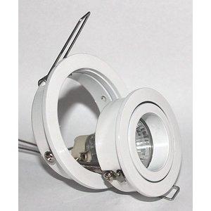 R&M Line Inbouwspot Mini Tilt Blade 35 Rond 12v Wit