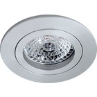 R&M Line Downlight Fix blade round aluminium