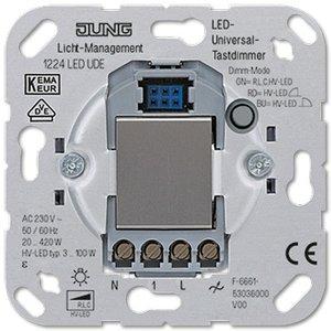 Jung LED dimmer Universeel 1224 LED UDE