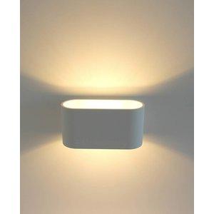 R&M Line Wandlamp Oval wit G9 230v