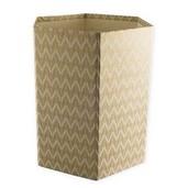 Bungalow Opvouwbare papiermand