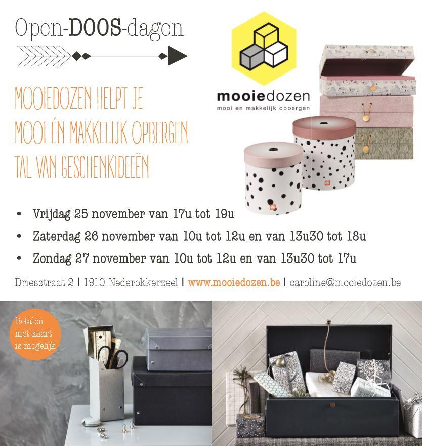 Open-doos-dagen