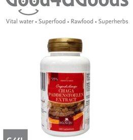 Hanoju Chaga Extract Organic 180tab