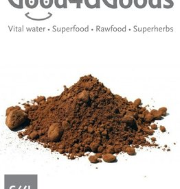 Hanoju Cocao Powder Organic 250 grams