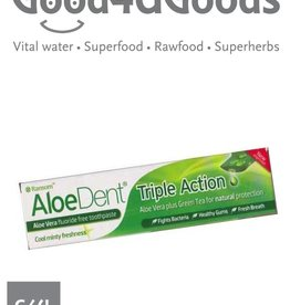 AloeDent Toothpast Triple Action