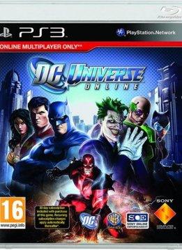 PS3 DC Universe Online