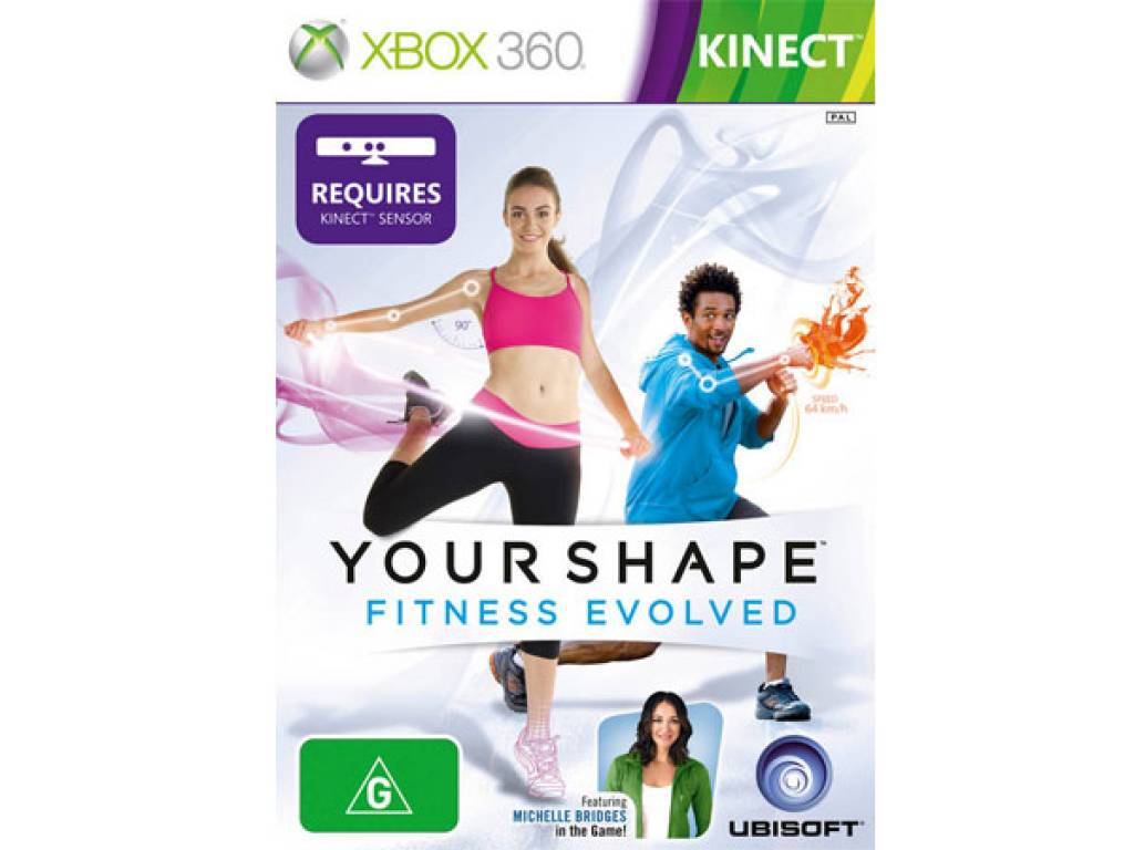 Oem, hry, xbox 360, your shape 2012 classics (xbox 360)