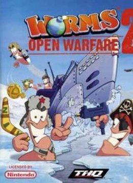 DS Worms 2 Open Warfare
