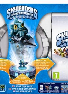 Wii Skylanders: Spyro's Adventure Starterpack