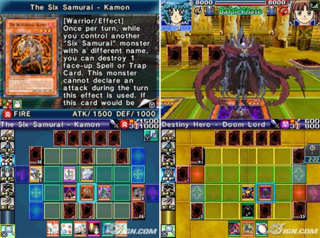 Play yugioh trading card game online no download.