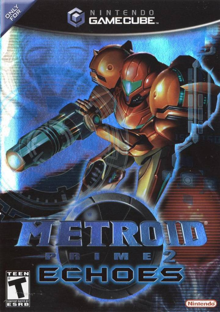 Gamecube Metroid Prime 2: Echoes