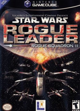 Gamecube Star Wars Rogue Leader