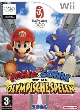 Wii Mario & Sonic Olympische Spelen