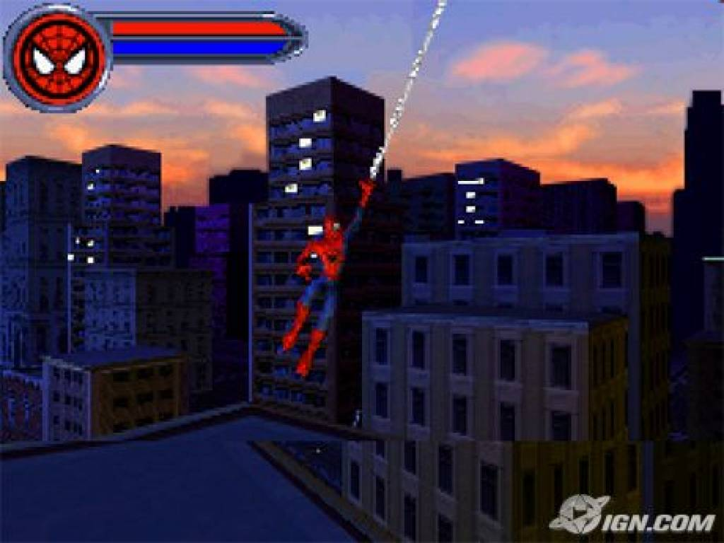 игры онлайн человек паук 3
