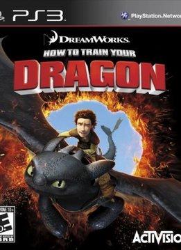 PS3 Hoe tem je een Draak