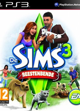 PS3 Sims 3 Pets (Beestenbende)