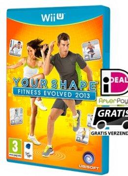 Wii U Your Shape Fitness Evolved 2013
