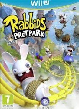 Wii U Rabbids Pretpark