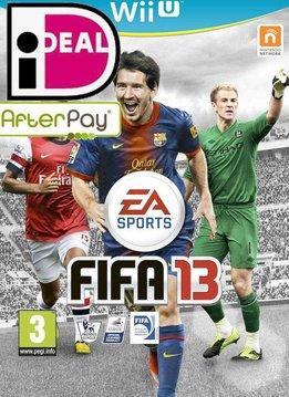 Wii U FIFA 13