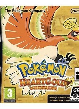 DS Pokemon HeartGold