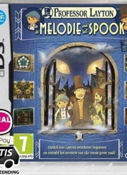 DS Professor Layton en de Melodie van het Spook