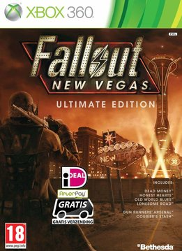 Xbox 360 Fallout: New Vegas Ultimate Edition