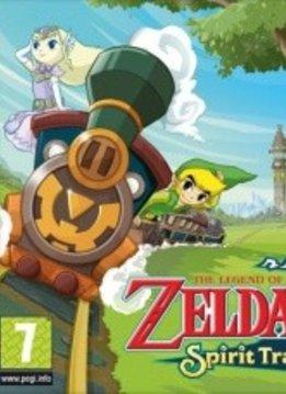 DS Legend of Zelda Spirit Tracks