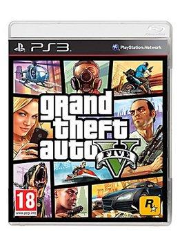 PS3 GTA 5 (V)