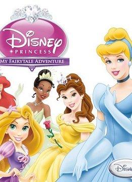 3DS Disney Princess - Mijn Magisch Koninkrijk