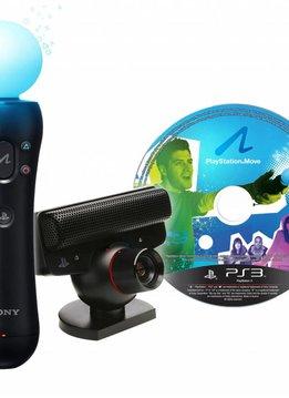 PS3 Playstation Move Camera + Controller