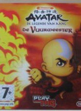 DS Avatar: De Legende van Aang De Vuurmeester