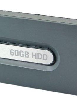 Xbox 360 60GB HDD Harde Schijf