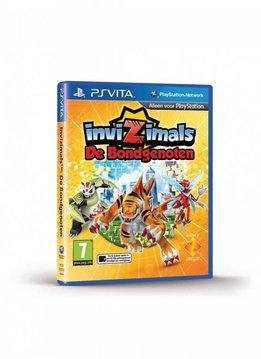 PS Vita Invizimals: De Bondgenoten