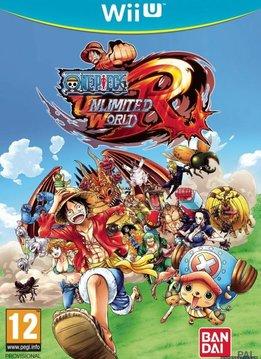 Wii U One Piece Unlimited World Red
