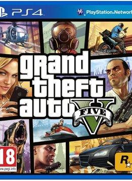 PS4 GTA 5 (V)