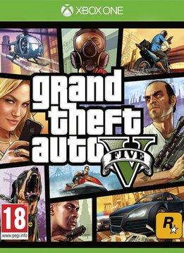 Xbox One GTA 5 (V)