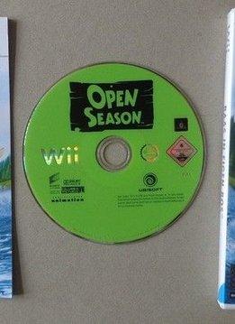 Wii Baas in Eigen Bos (Open Season)