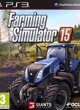 PS3 Farming Simulator 15 (2015)