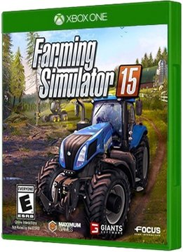 Xbox One Farming Simulator 15 (2015)