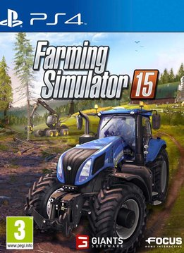 PS4 Farming Simulator 15 (2015)