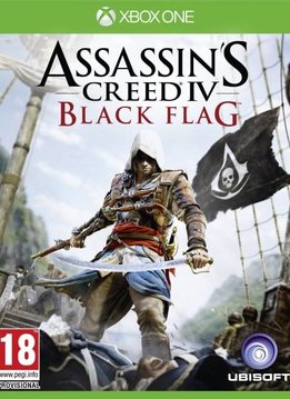 Xbox One Assassin's Creed IV (4): Black Flag