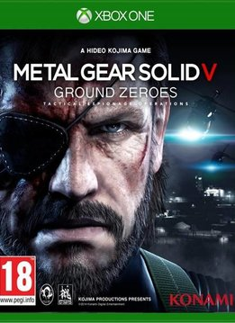 Xbox One Metal Gear Solid 5 (V): Ground Zeroes