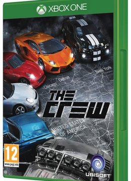 Xbox One The Crew