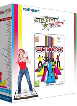 Wii We Dance met Dansmat