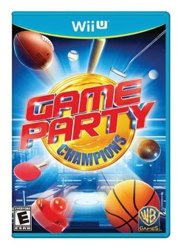 Wii U Game Party Champions