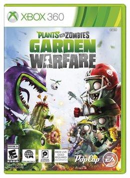 Xbox 360 Plants vs. Zombies Garden Warfare
