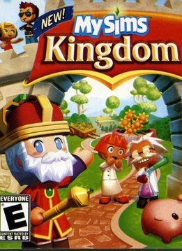 DS My Sims Kingdom