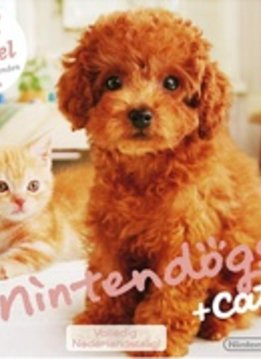 3DS Nintendogs + Cats Toy Poedel